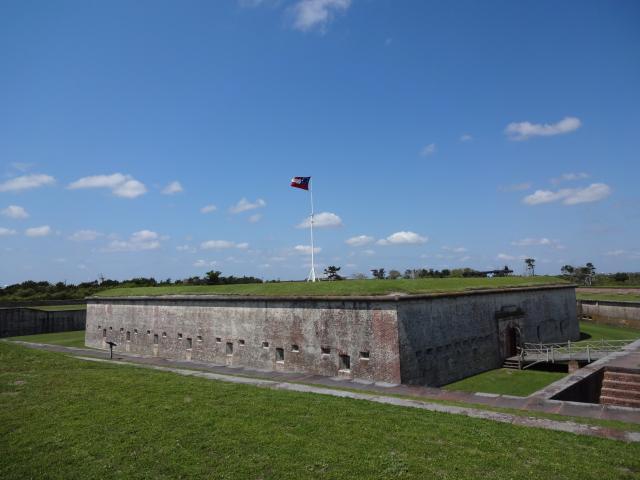 Fort Macon near Atlantic Beach