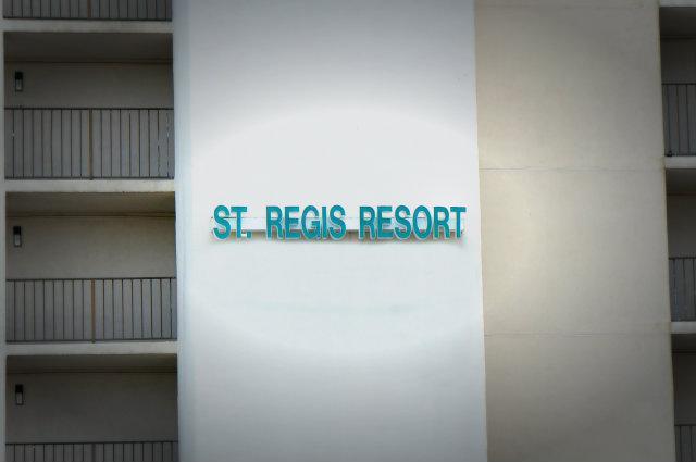 StRegisResort
