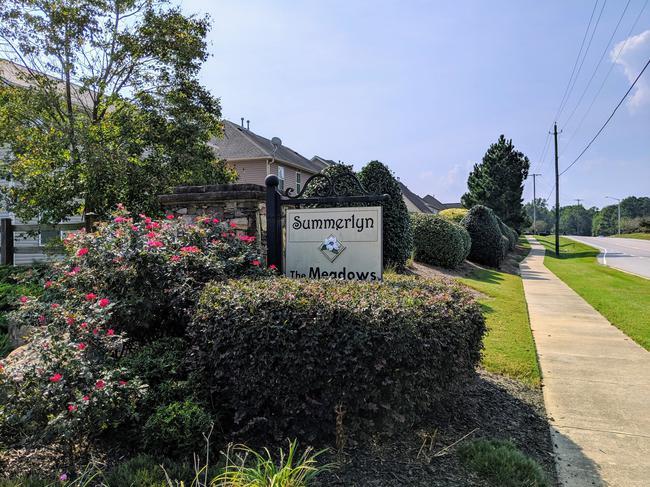 Summerlyn Meadows Entry