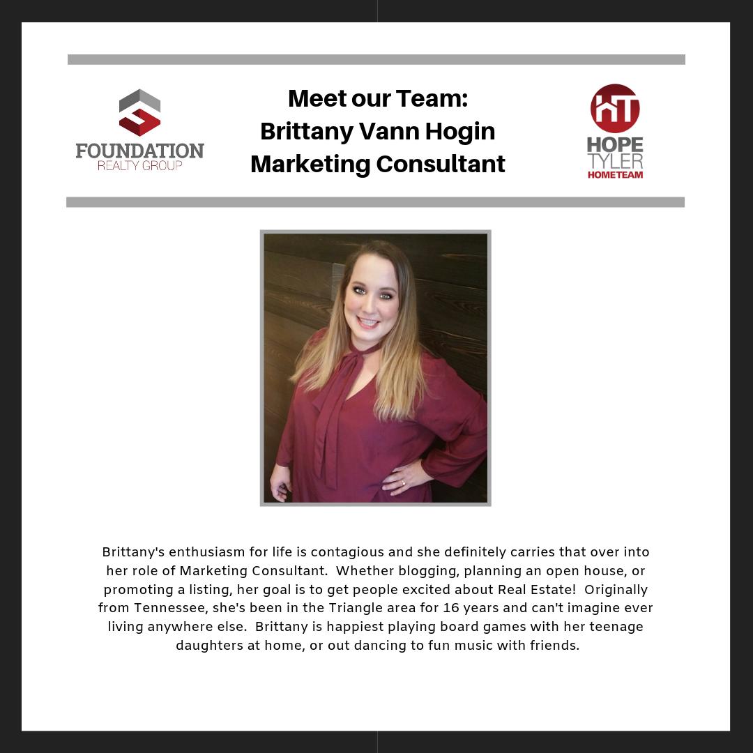 Brittany Vann Hogin Bio