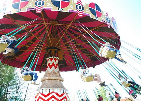 Apex Peak Fest swing
