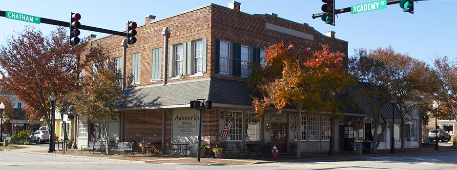 Ashworth Drugstore in Cary, NC