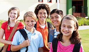 Johnston County schoolchildren