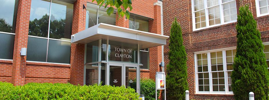 Clayton, NC Town Hall