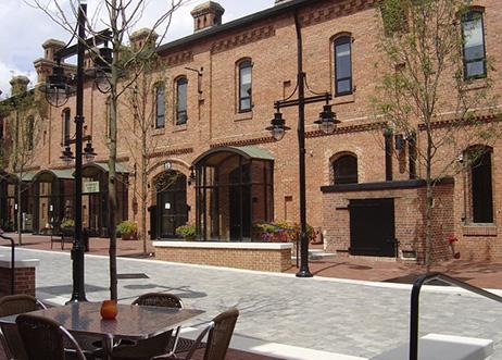 Bright Leaf District in Durham