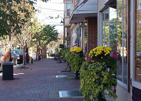 Main Street, Holly Springs, NC