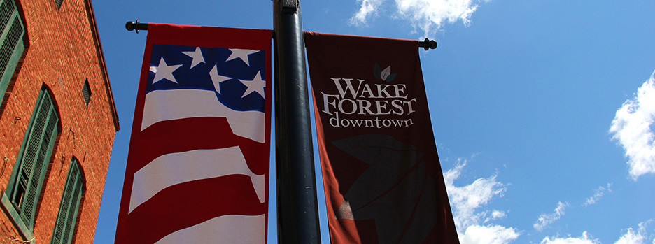 Downtown Wake Forest