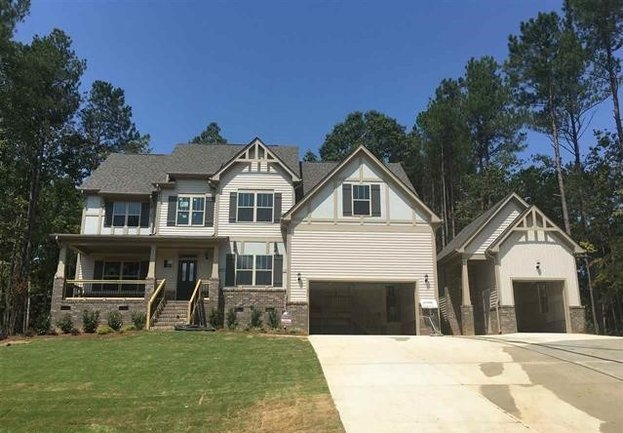 Beautiful new homes and amazing amenities await in Stone Briar of Clayton.