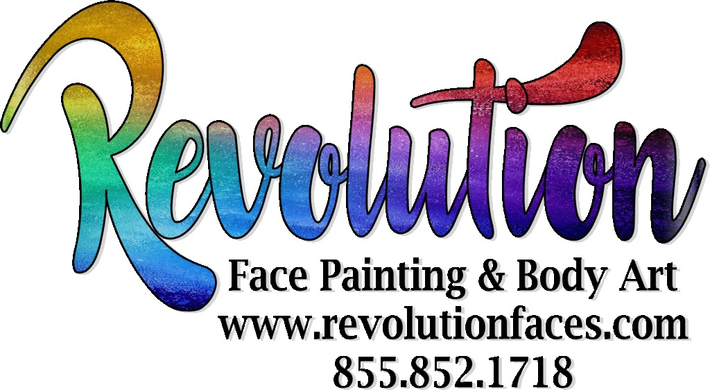 Revolution Face Painting and Body Art