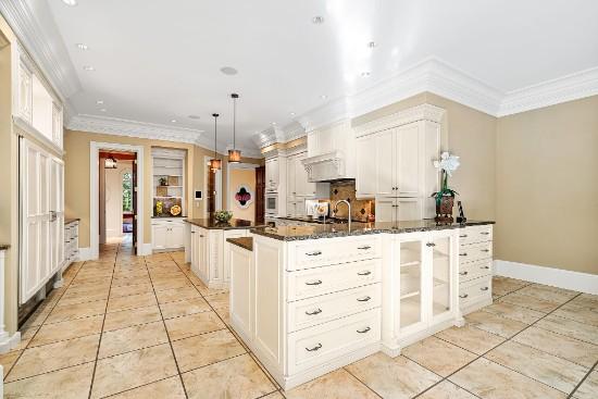 kitchen at 12324 birchfalls drive