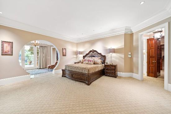 bedroom at 12324 birchfalls drive