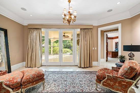 master bedroom private area at 12324 birchfalls drive