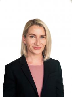 Photo of Sarah Strohschein