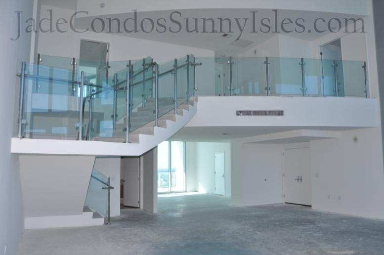 Jade Penthouse Interior Loft image