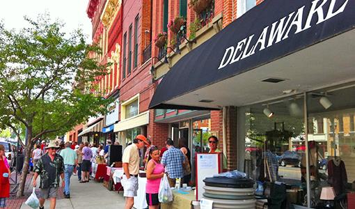 Main Street Delaware Farm's Market
