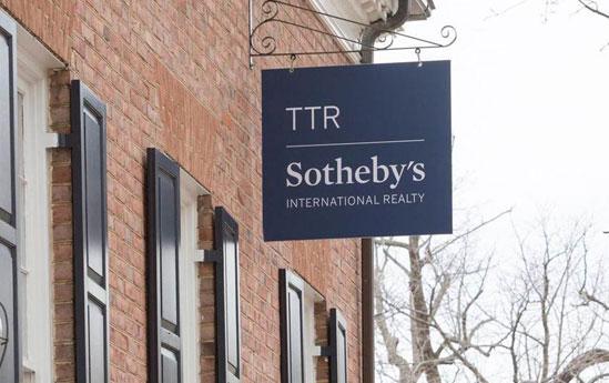 TTR Sotheby's Sign