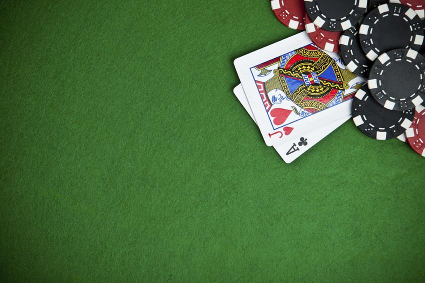 sponsor a casino night table