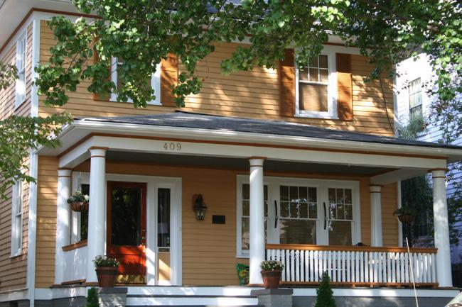 Historic Oakwood Raleigh NC