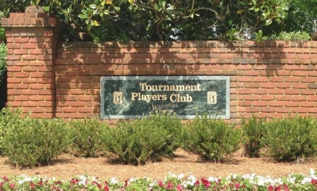 Wakefield Plantation, Raleigh NC  The Tournament Players Club