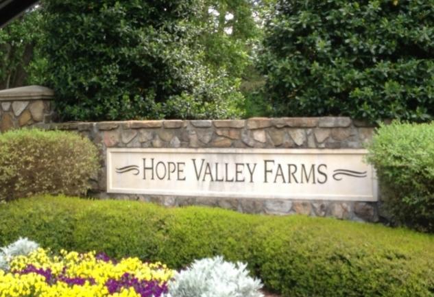 Hope Valley Farms Durham NC