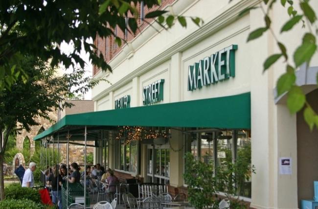Southern VIllage, Chapel Hill NC Weaver Street Market