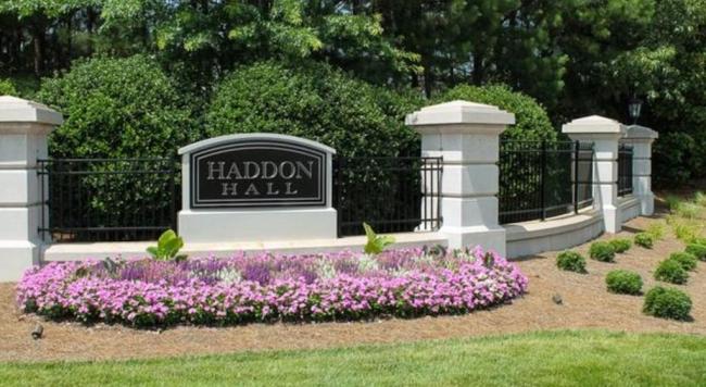 Haddon Hall Apex NC