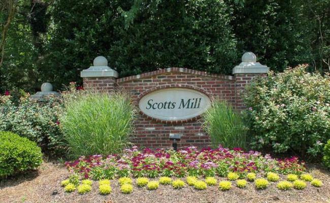 Scotts Mill, Apex NC