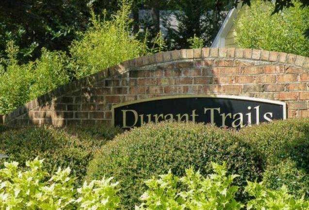 Durant Trails Raleigh NC
