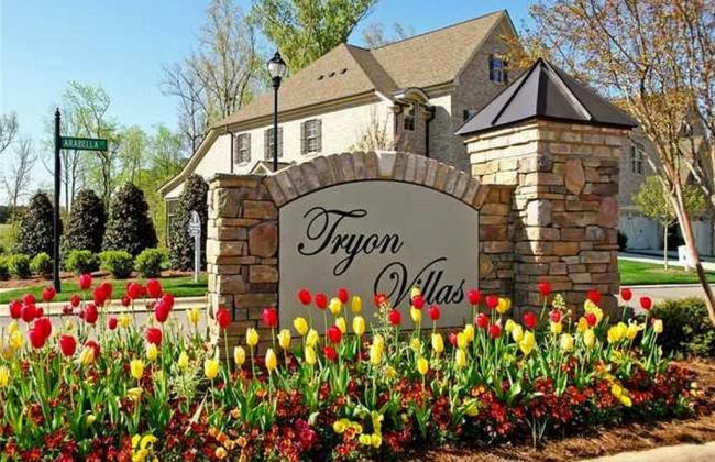 Tryon Villas Cary NC