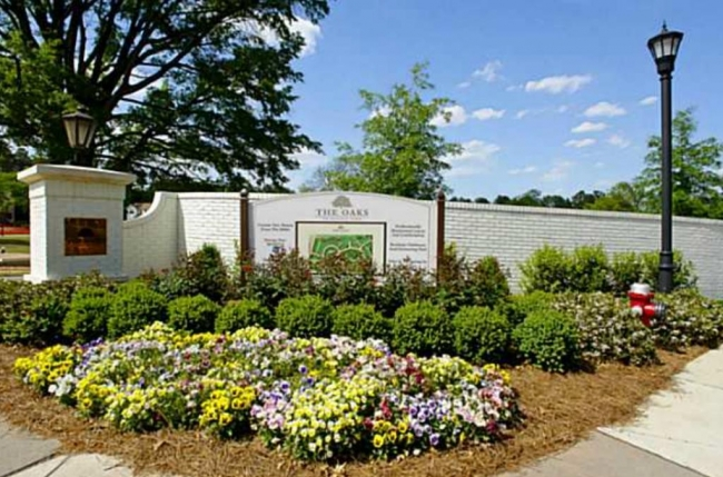 The Oaks at Fallon Park Raleigh NC