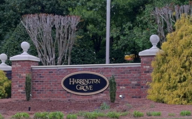 Harrington Grove Raleigh NC