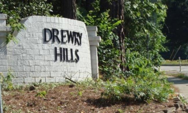 Drewry Hills Raleigh NC