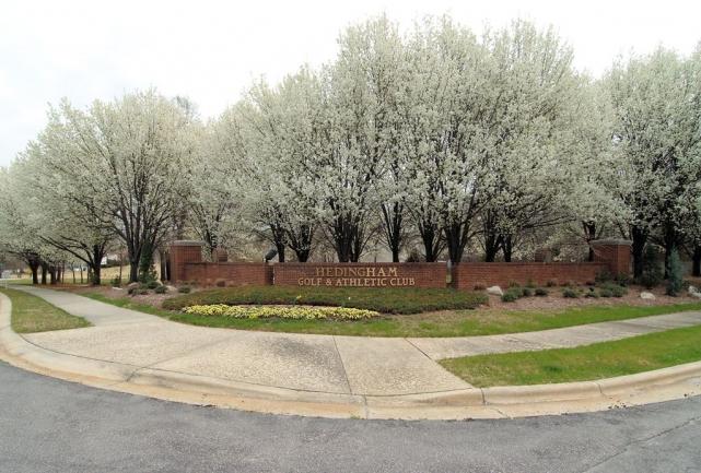 Hedingham, Raleigh NC