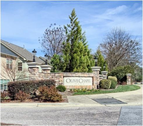 Olive Chapel Park Apex NC 27502