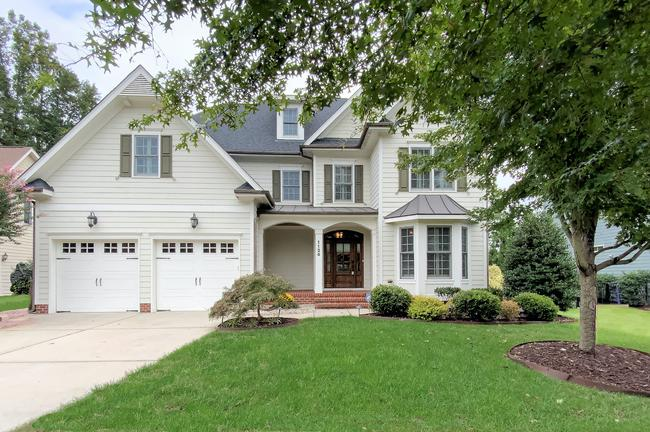 1124 Fanning Drive, Wake Forest NC 27587