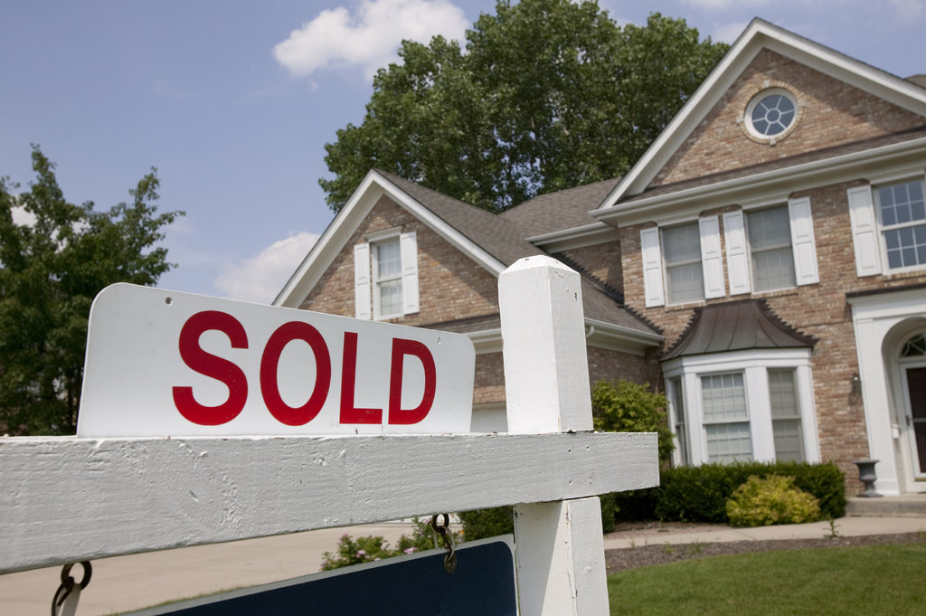 a home that sold for top dollar