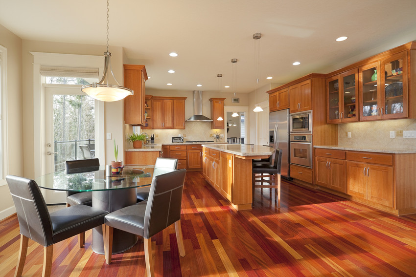 comfortable homes with lots of amenities
