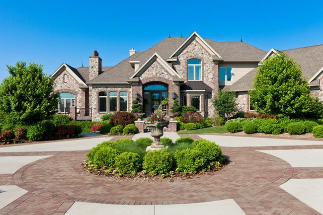 Stunning Sugar Creek custom estate home.