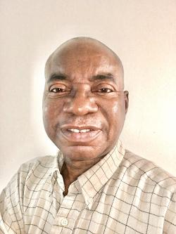Photo of Benjamin Omidiora