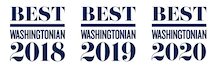 Best Washingtonian 2018, 2019, 2020