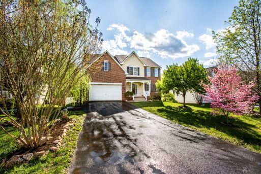 Beautiful 1 owner home