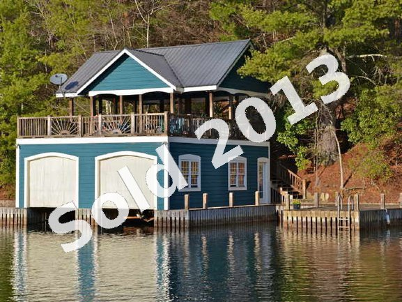 Your boathouse at 533 Georgia Lane