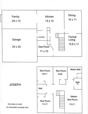 Joseph Floor Plan