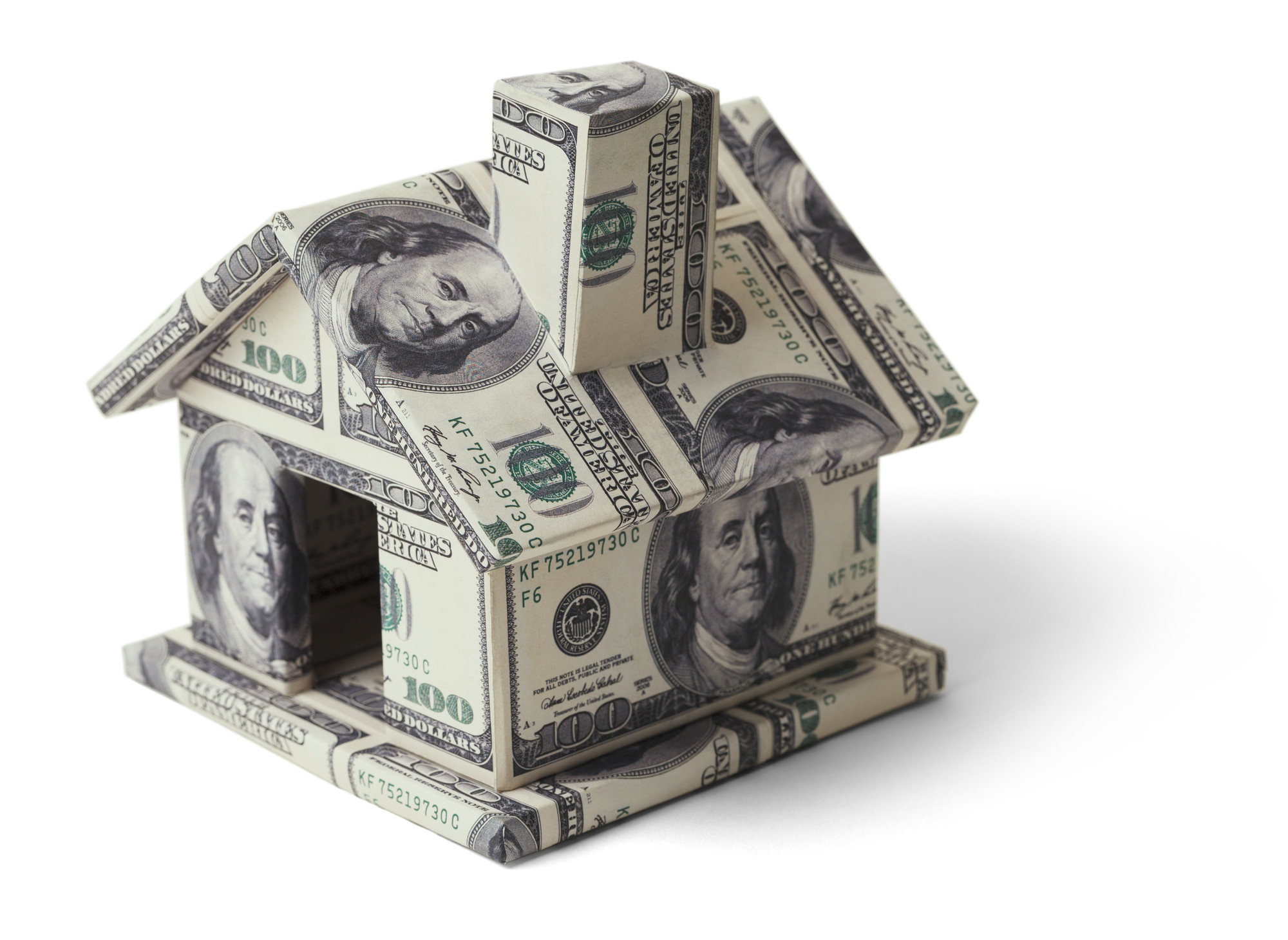 money for a house
