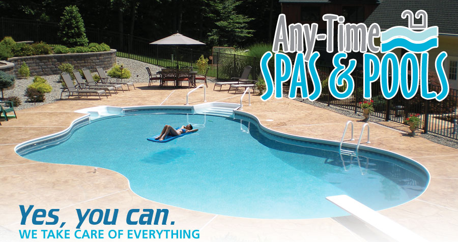 Anytime Pools & Spas
