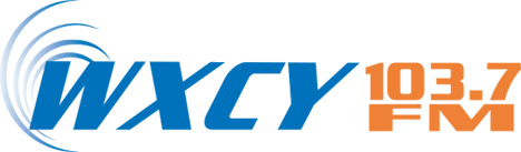 WXCY 1057 Radio Station Logo
