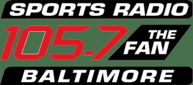 WJZFM 1057 Radio Station Logo