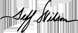 Jeff Wilson Signature