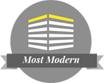 click for most modern buildings