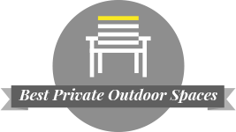 Best Private Outdoor Spaces